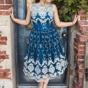 ModCloth vintage style dress